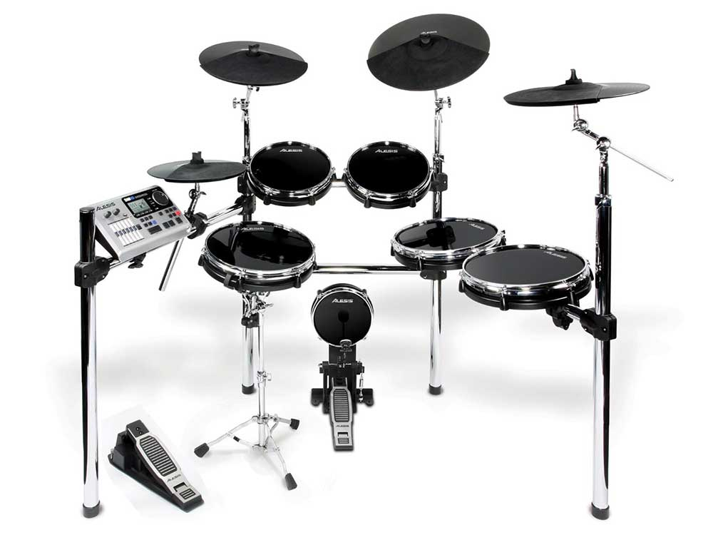Alesis-DM10X-Six-Piece-Drum-Kit