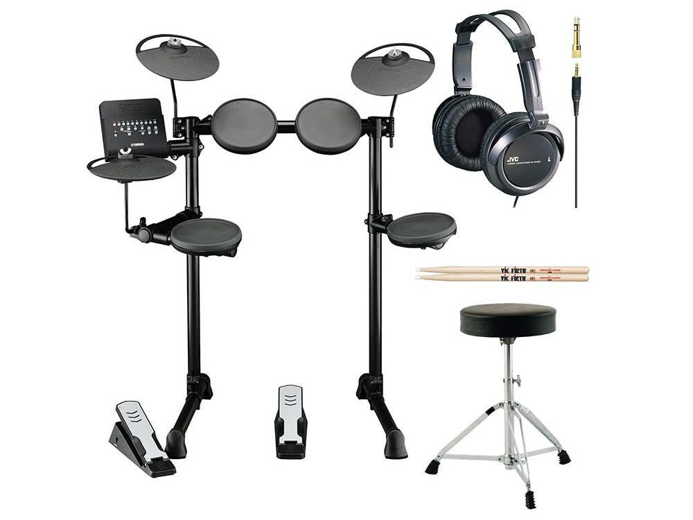 Yamaha-DTX400K-10-Inch-Electronic-Drum-Set